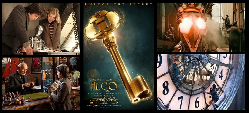 hugo film and literature adaptation Traditional critics of film adaptation generally assumed a) that the written text is better than the film adaptation because the plot is more intricate and the.