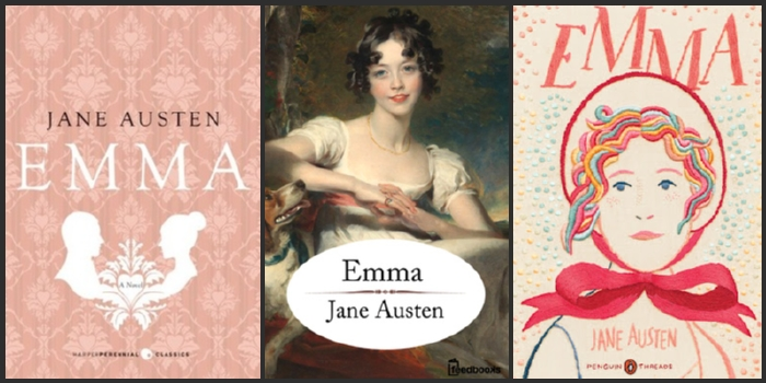 essays on jane austens emma Reception history of jane austen jane austen a watercolour and pencil sketch of austen, believed in his 1957 essay emma and the legend of jane austen.