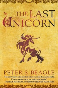 The last unicorn Novel