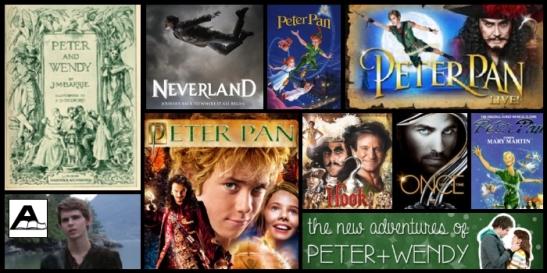 Adaptation #139: Peter Pan, #NotAllChildren   Adaptation ...